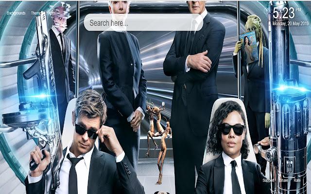 Men in Black International HD Wallpapers