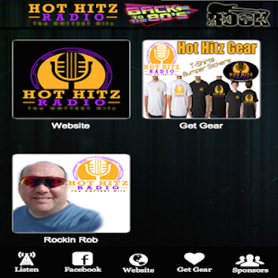Hot Hitz Radio- screenshot thumbnail
