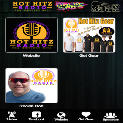 Hot Hitz Radio- screenshot