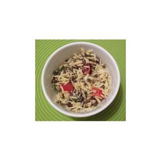 Lemon-Dill Lentil Orzo Salad
