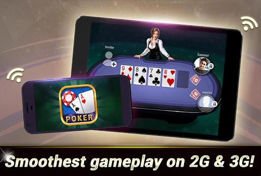 Poker Gold - Texas Holdem Poker Online Card Game 5.25 screenshots 5