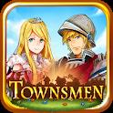 タウンズメン 街づくりシミュレーション icon
