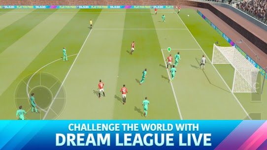 Dream League Soccer 2020 (MOD, MOD MENU) v8.00 5