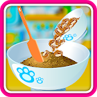 Pumpkin Bread Cooking Games icon