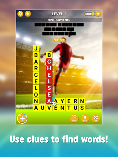 Football Team Names - Guess Soccer Logos Quiz android2mod screenshots 5