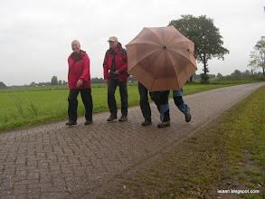 Photo: jaja, die paraplu.....