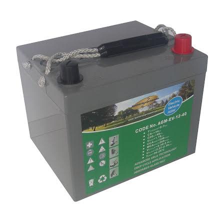AGM batteri 12V/46Ah,CCA230A