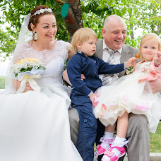 Wedding photographer Mikhail Gashikov (MiGa). Photo of 10.08.2015