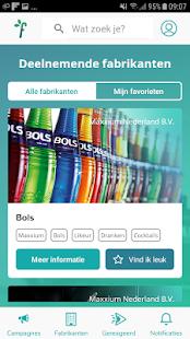FoodIntro NL - náhled