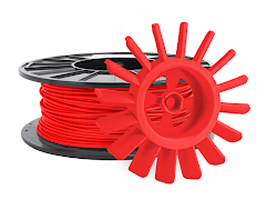 Red PRO Series Tough PLA Filament - 2.85mm (1kg)