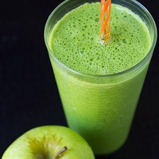 Green Apple Smootie