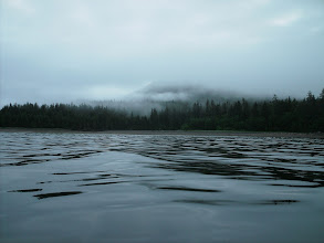 Photo: July 13 - Heading north in Stephens Passage.