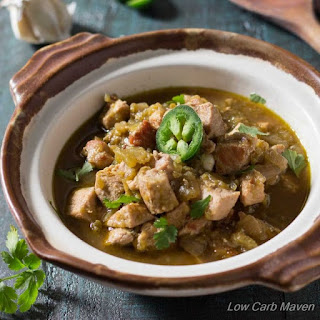 New Mexico Green Chile Pork Stew (Chile Verde).