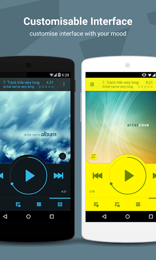 NRG Player music player Apk apps 2