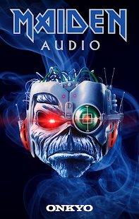 Maiden Audio App Screenshot