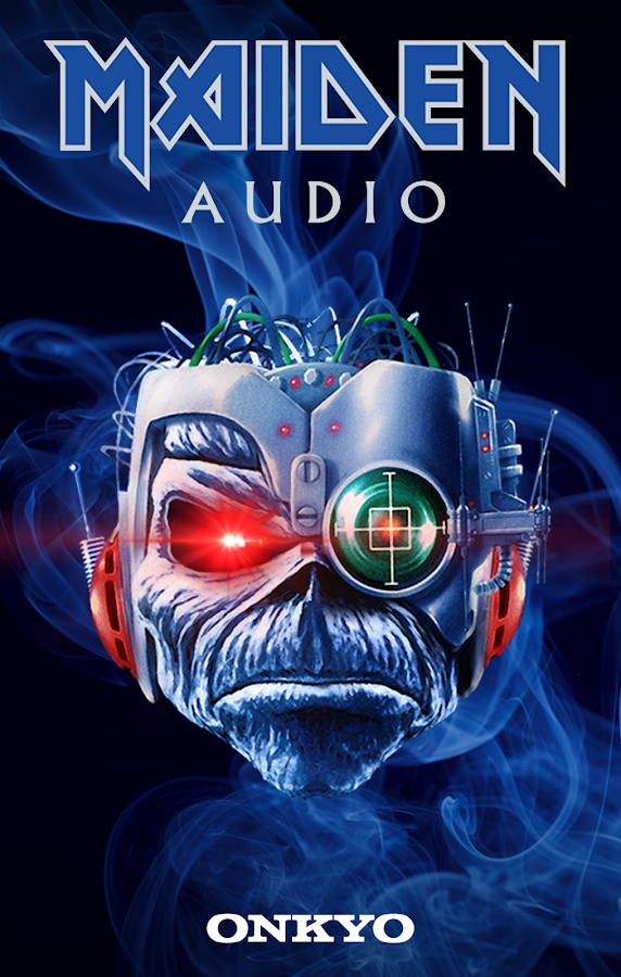 Maiden Audio App- screenshot