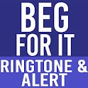 Beg For It Ringtone and Alert icon