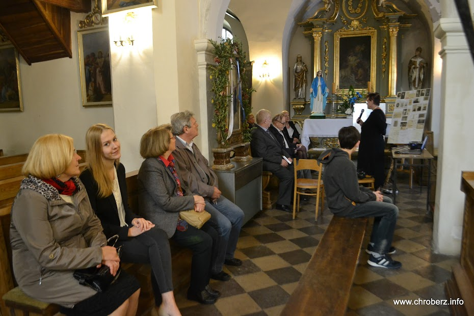 Jan Chruśliński spotkanie zczytelnikami wChrobrzu