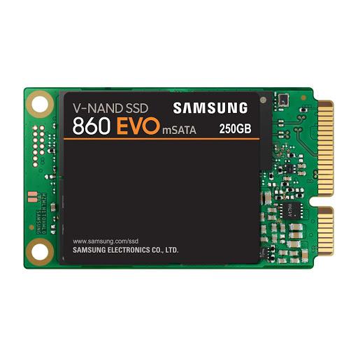Ổ cứng SSD Samsung 860 EVO Msata 250GB 2.5