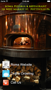 Roma Pizza Pottsville App- screenshot thumbnail