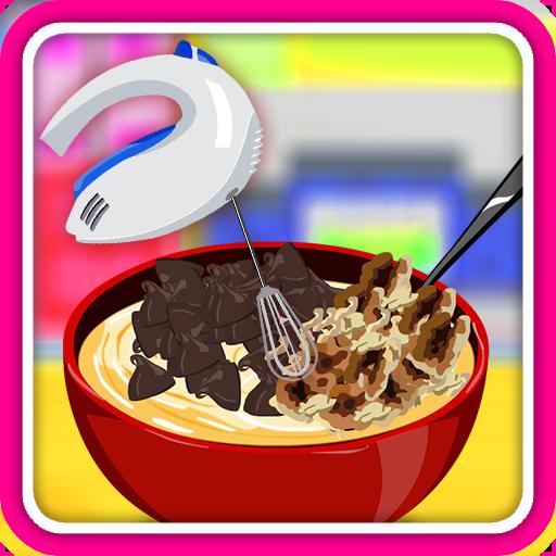 チョコレートクルミのクッキーを作る 休閒 App LOGO-APP試玩