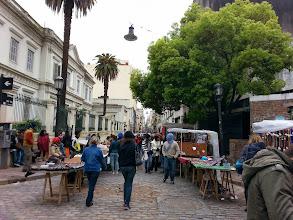 Photo: Feria de San Telmo