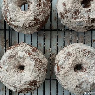 Gluten Free Gingerbread Donuts Recipe