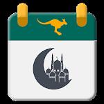 Australia Hijri Calendar Icon