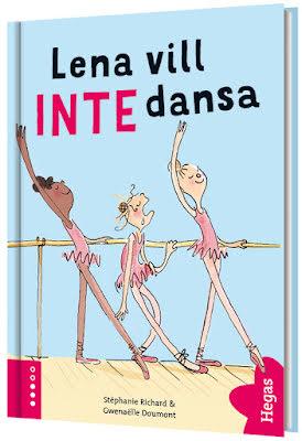 Lena vill INTE dansa