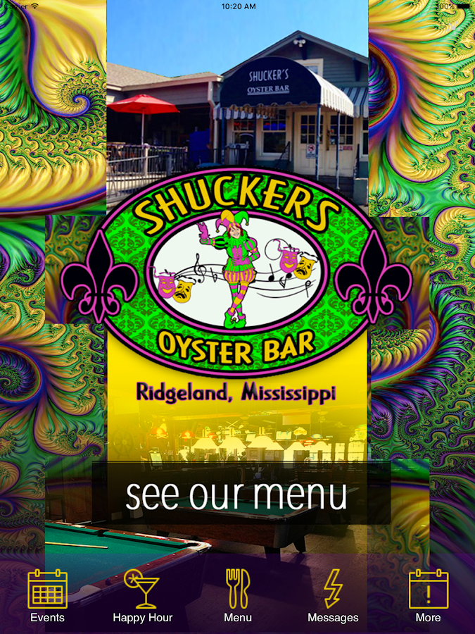 Shuckers Oyster Bar On The Rez- screenshot