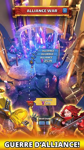 Code Triche Duel - Puzzle Wars PvP APK MOD (Astuce) screenshots 2