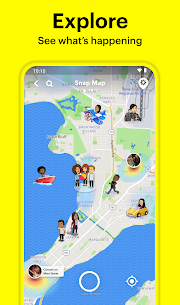 Snapchat App Latest Version Download For Android and iPhone 6