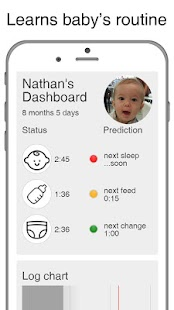 BabyPi - Baby Sleep, Feed, Diaper Log Tracker - náhled