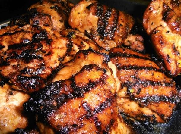 Earab Korean Chicken Thighs Recipe