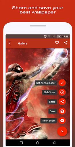 NBA Wallpapers 0.0.2 screenshots 2
