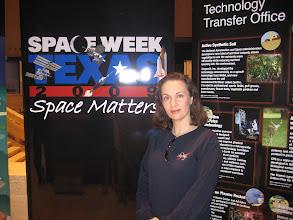 Photo: Space Week Texas 2009 Exhibit