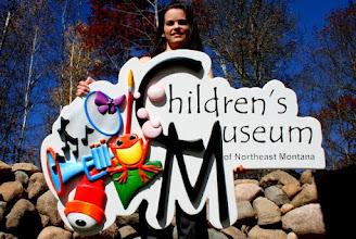 Photo: Mueseum Sign in Montana, Carved in 3D by Melissa Jones. See more wood carvings @ at http://www.nicecarvings.com