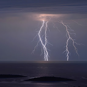 dance by Ante Buric - Landscapes Weather ( maslinica solta  island dalmatia croatia )