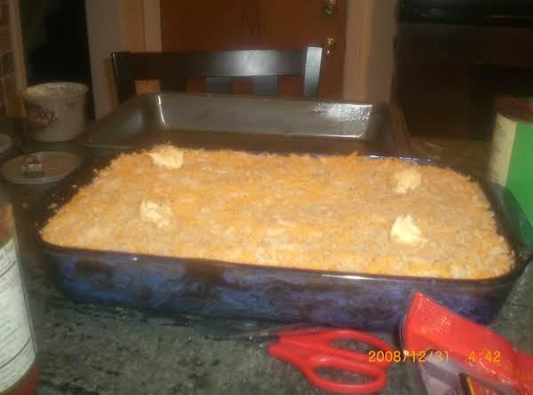 Grandma's Baked Spaghetti Recipe