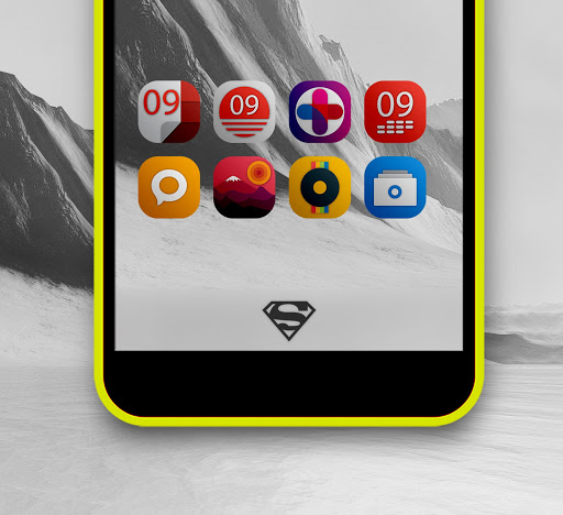Yomira- Icon Pack Apps for Android screenshot