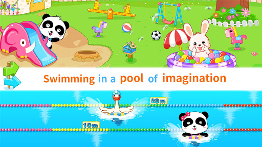 Baby Panda Kindergarten 8.43.00.10 screenshots 8