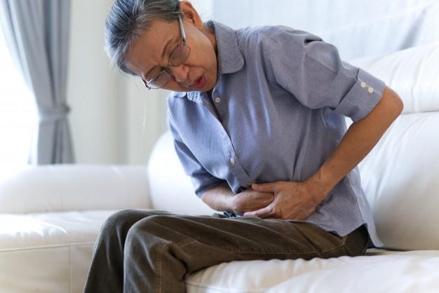 bệnh tiêu hóa thường gặp ở người già