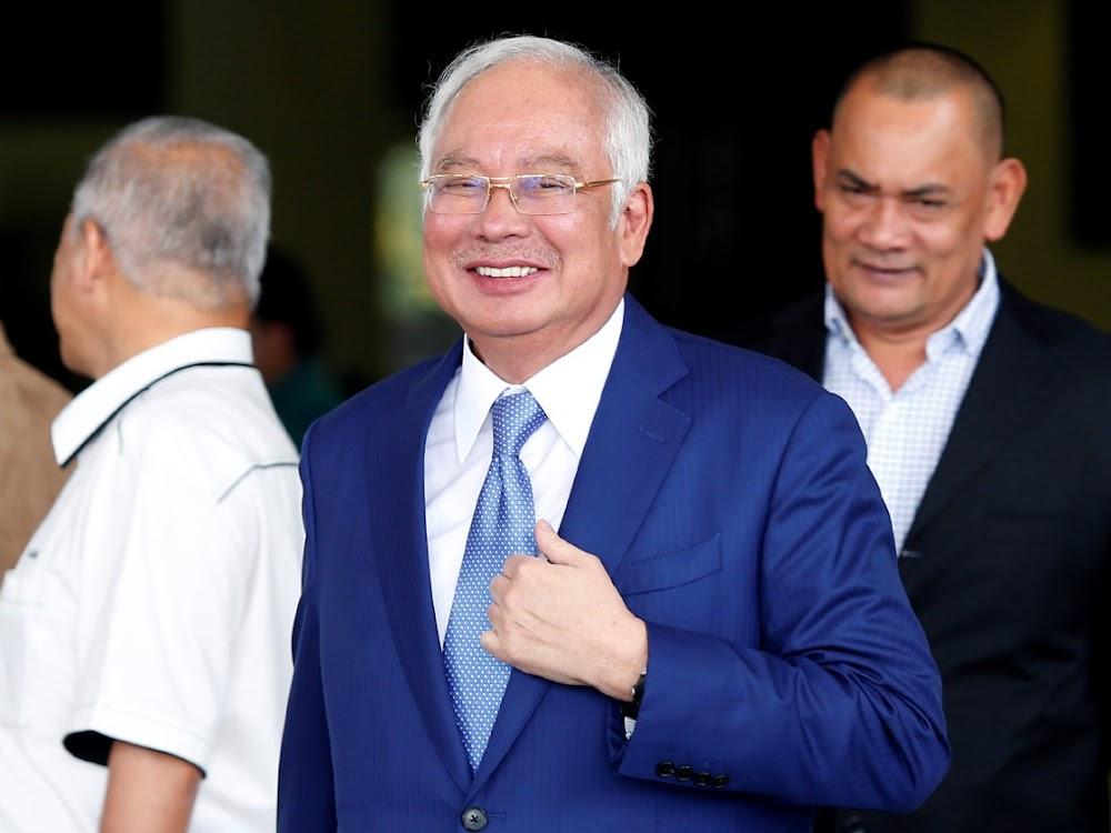 Die voormalige Maleisiese premier Najib was die kern van die groot plundering van fondse