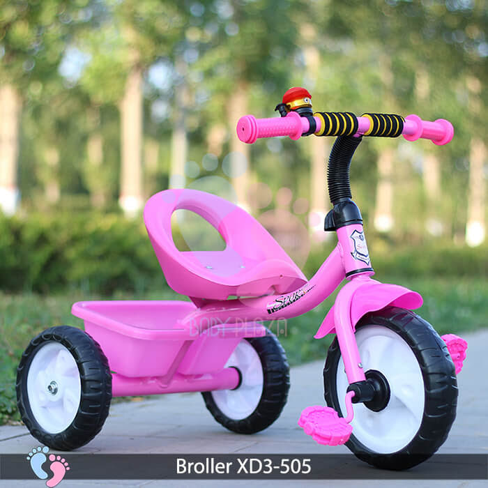Xe đạp ba bánh Broller XD3-505 cho trẻ em 2