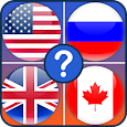 Flags quiz game: World flags trivia
