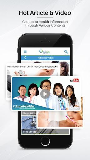 Go-Dok: Free Ask Doctor Online Tanya dokter Gratis