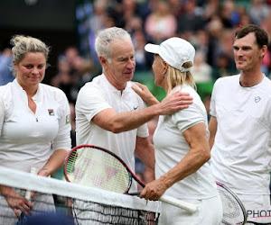 🎥 Kim Clijsters van de partij bij uniek evenement en is bijna nog te sterk voor Venus Williams