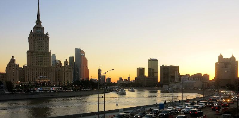 Mosca Skyline di BlueBetty