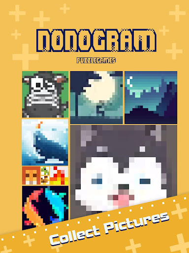 Nonogram - Logic Pixel Cross Puzzle  screenshots 14