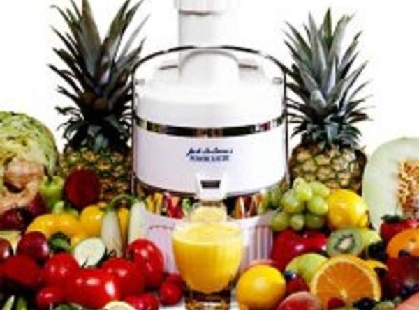 Make Fresh Homemade  V8 Juice Recipe
